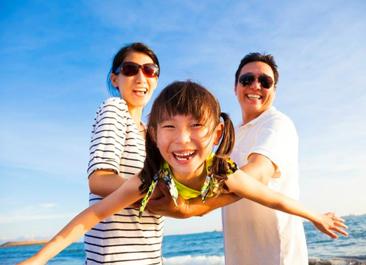享受盛夏艳阳蚊虫无踪的假期!